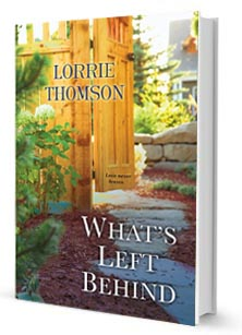 What's Left Behind book cover